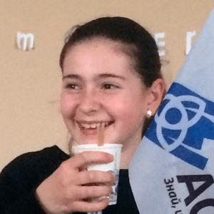 Марина 14 лет